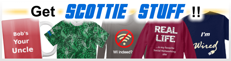 Get Scottie Stuff!