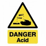 Acid is Dangerous!