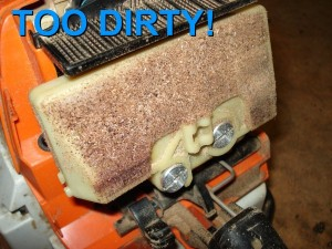 Air Filter needs a cleaning!