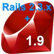 Rails 2.3 + Ruby 1.9.3