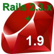 Ruby 1.9 + Rails 2.3