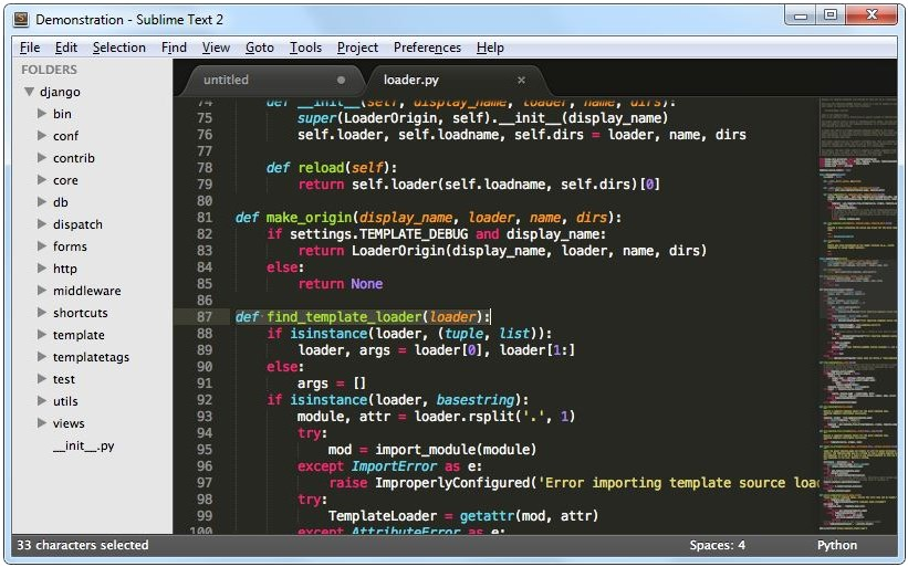 Sublime Text: A Programmer's Text Editor for the Rest of Us