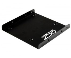SSD mounting bracket