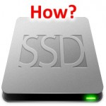 SSD Upgrade Howto