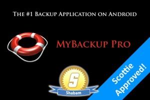 My Backup Pro - SHABAM!