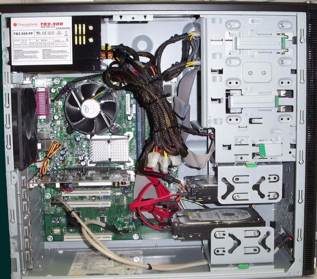 How To Clean The Inside Of A Desktop Computer Scottie S Tech Info