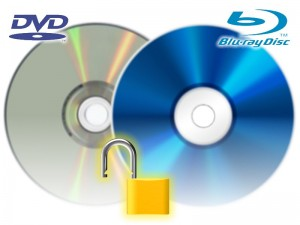 Unlock DVD Blu-ray Region