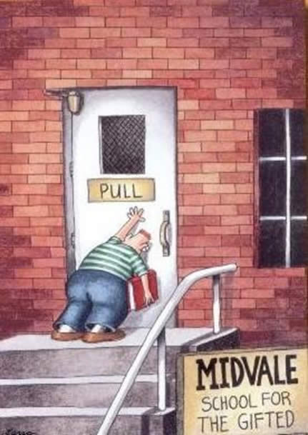 © Gary Larson, The Far Side