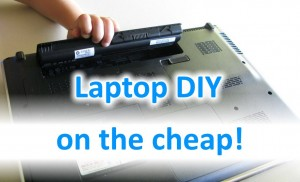 Replace Laptop parts on the cheap