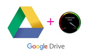 Google Drive Faster Downloads