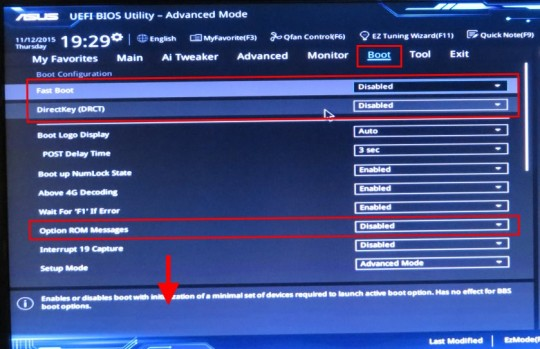 Fix UEFI BIOS boot problems on a new motherboard | Scottie's Tech Info