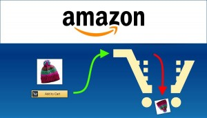 Amazon Add to Cart eror!