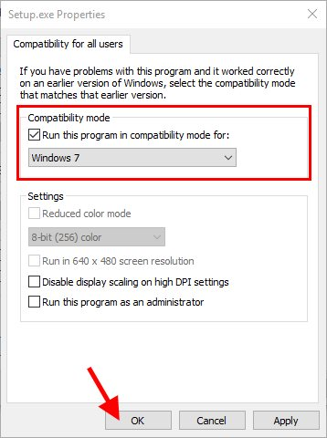 MS SE Removal on Windows 10, Step 3