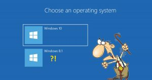 Choose an operating system