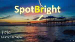 SpotBright vs Spotlight
