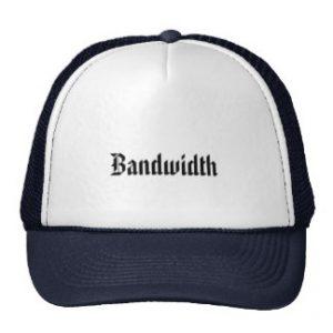 bandwidth cap