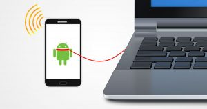 Android USB Tether