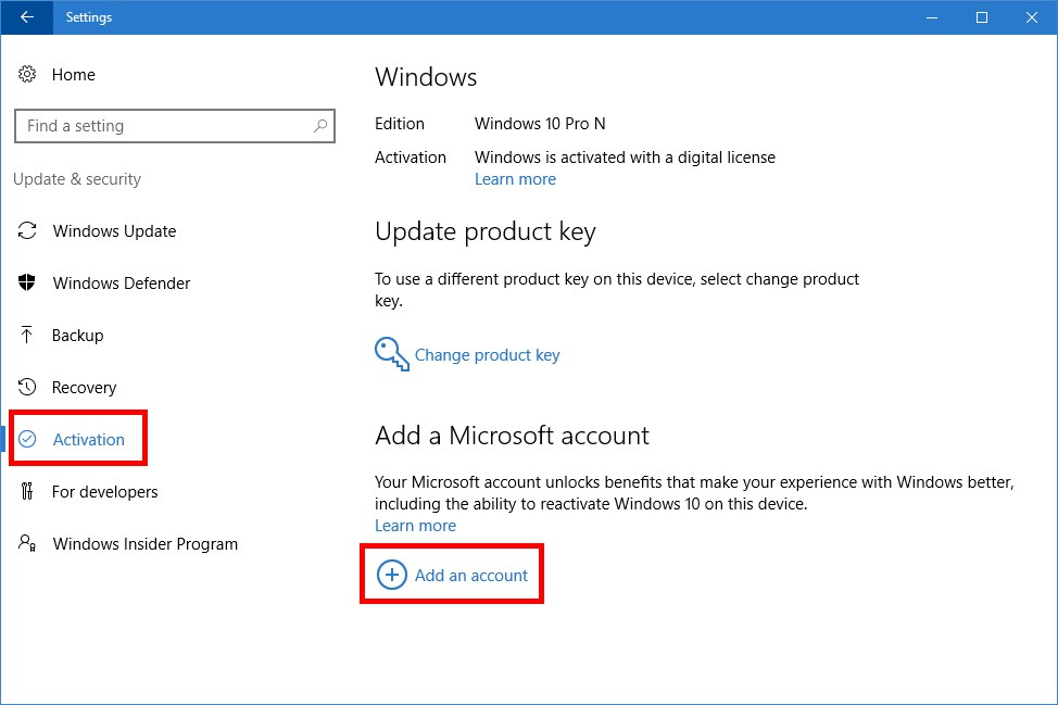 Upgrade your motherboard without reinstalling Windows 10