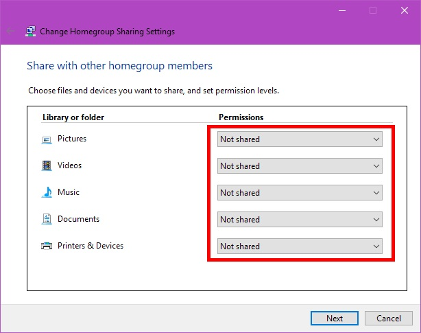 Time to switch to a HomeGroup on Windows 10 | Scottie's Tech Info