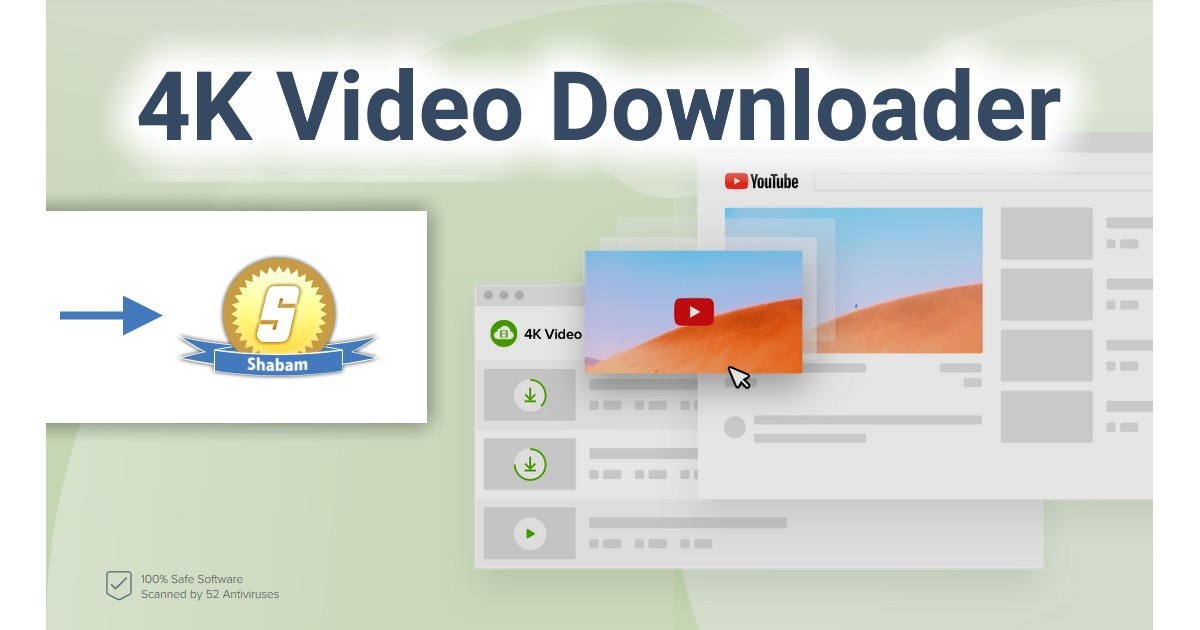 4k video downloader facebook videos