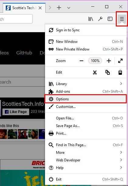 How to delete a specific cookie in Firefox   Scottie's Tech Info