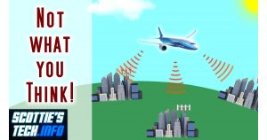 The real reason for Airplane Mode