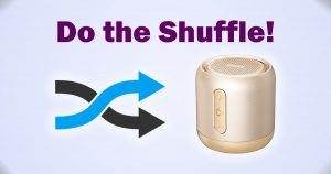 Shuffle your MP3 files