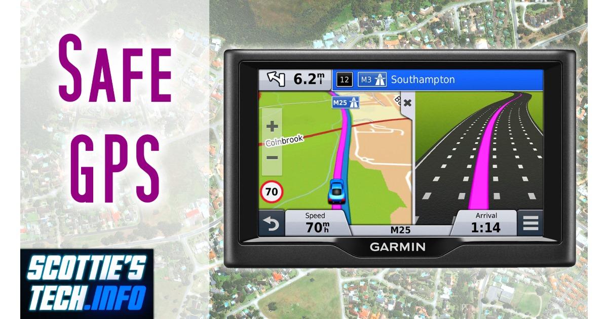 GPS vs Smartphones: Which is better? | Scottie's Tech Info