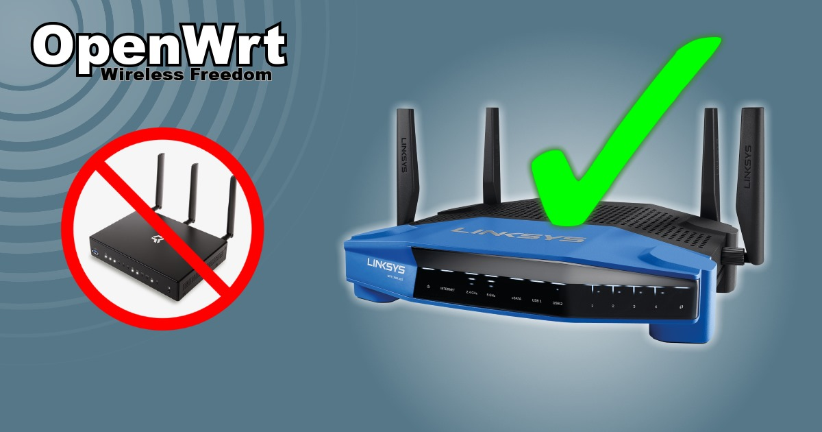 Roll your own Router with OpenWrt – but not with a Turris