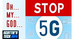 Stop 5G!