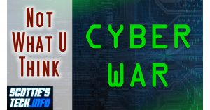 The Reality of Cyber Wars