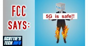 FCC + FDA on 5G