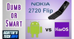 Nokia 2720 Flip 4G