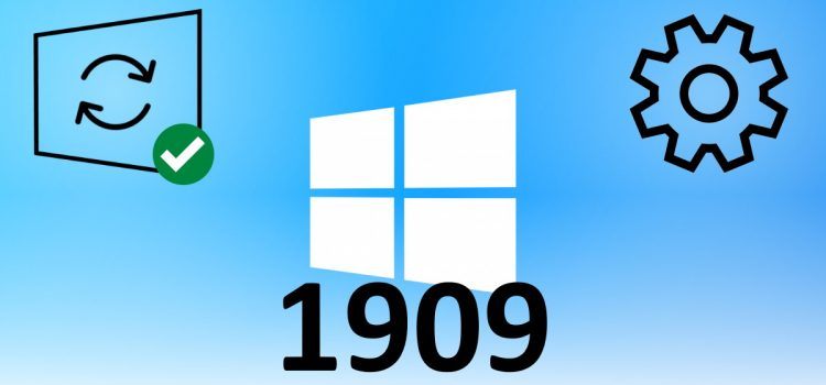 Windows 10 1909 Update