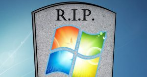 RIP Windows 7