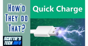 USB Quick Chargers