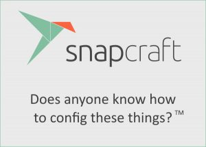 Snaps are a mystery
