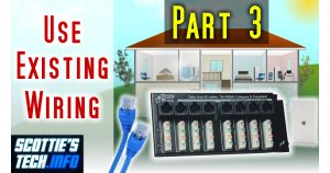 No more WiFi: All about existing house wiring