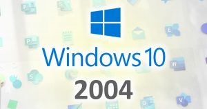 Windows 10 2004 Upgrade
