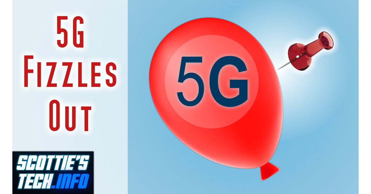 5G loses steam, but what's next?
