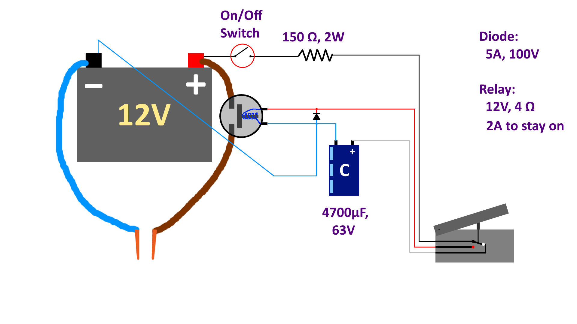 Dark Welder 2: My DIY battery tab spot welder | Scottie's Tech.Info | Spot Welding Schematic Diagram |  | Scottie's Tech.Info
