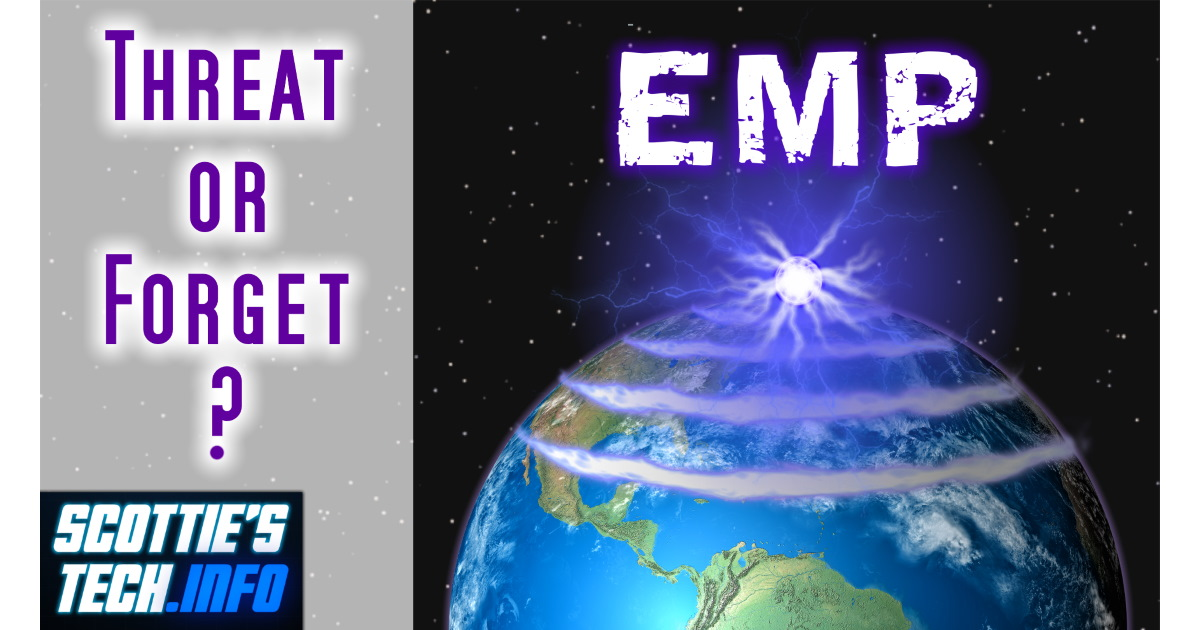 What REALLY happens during an EMP?