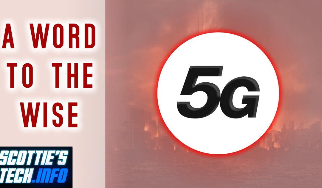 The Hidden Dangers of 5G & wireless tech