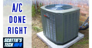 You're using your A/C WRONG!!